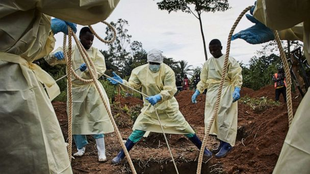 Tanzania not sharing information on suspected Ebola cases: WHO