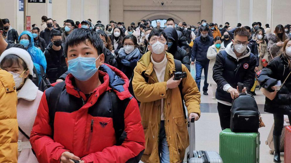 Was denken Wissenschaftler über China zu verändern, wie es zählt coronavirus-Fälle