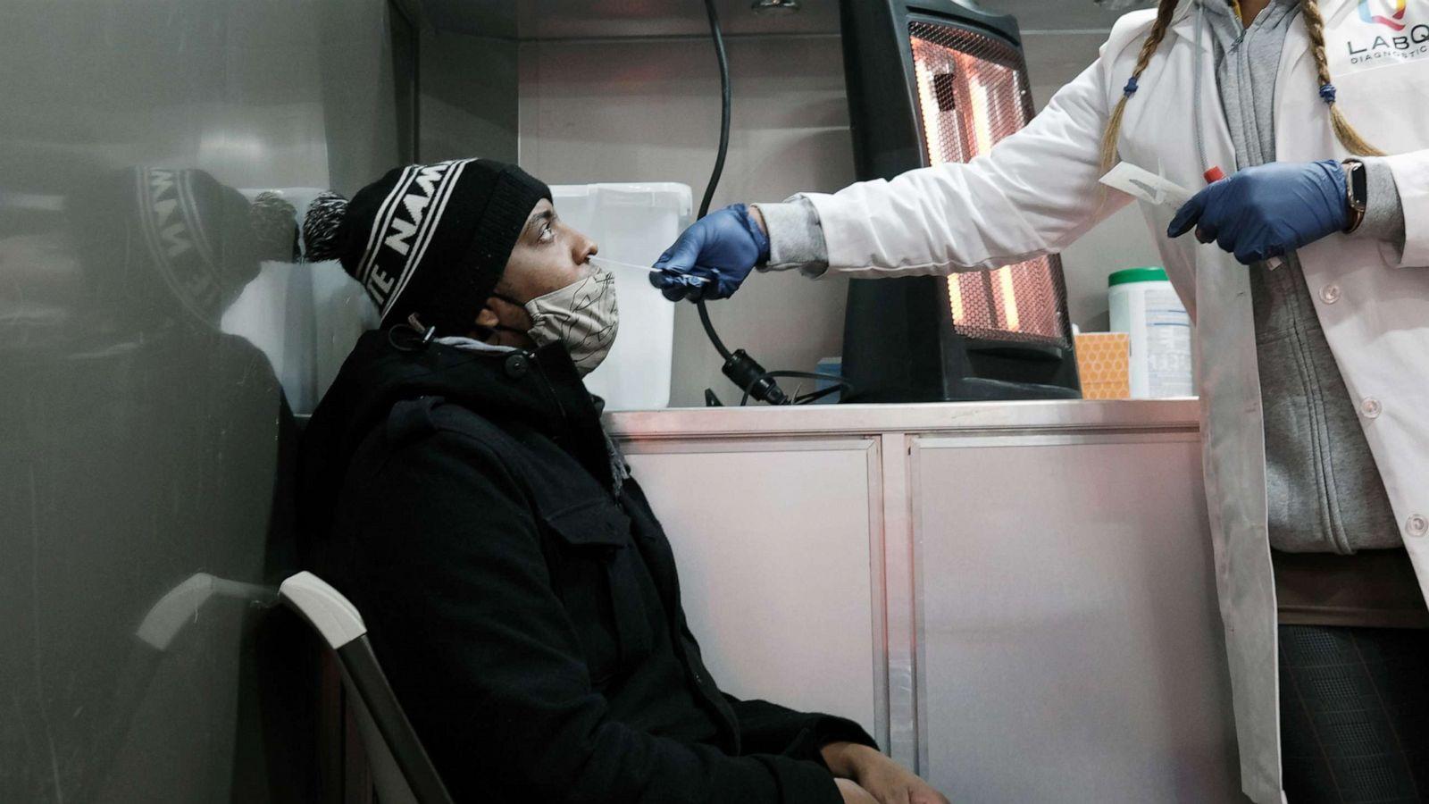 COVID-19 could become a seasonal illness like the flu, experts say - ABC  News