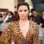 Recording artist Demi Lovato attends the 2018 Billboard Music Awards at MGM Grand Garden Arena, May 20, 2018, in Las Vegas.