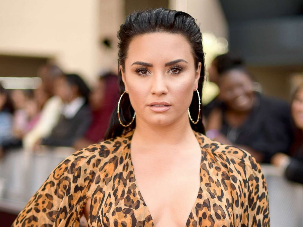 PHOTO: Recording artist Demi Lovato attends the 2018 Billboard Music Awards at MGM Grand Garden Arena, May 20, 2018, in Las Vegas.