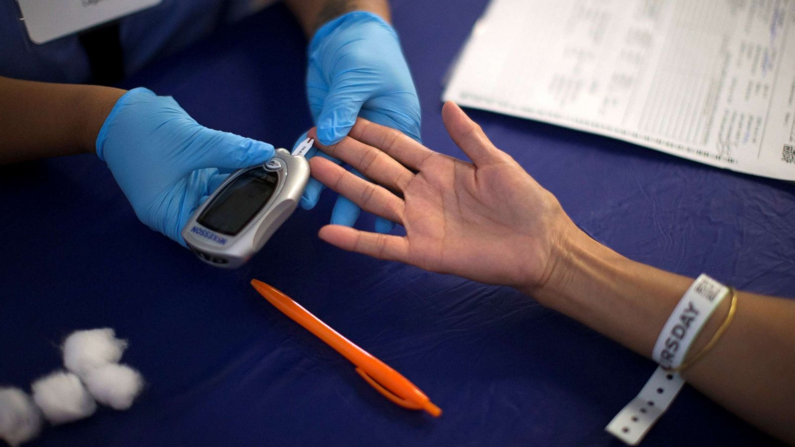 First national estimates on how common diabetes is among Hispanic and Asian  Americans: CDC - ABC News