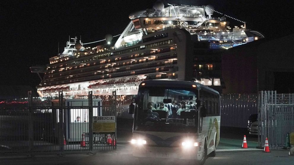 Japanese expert who sneaked onto Diamond Princess cruise ship describes 'zero infection control' for coronavirus