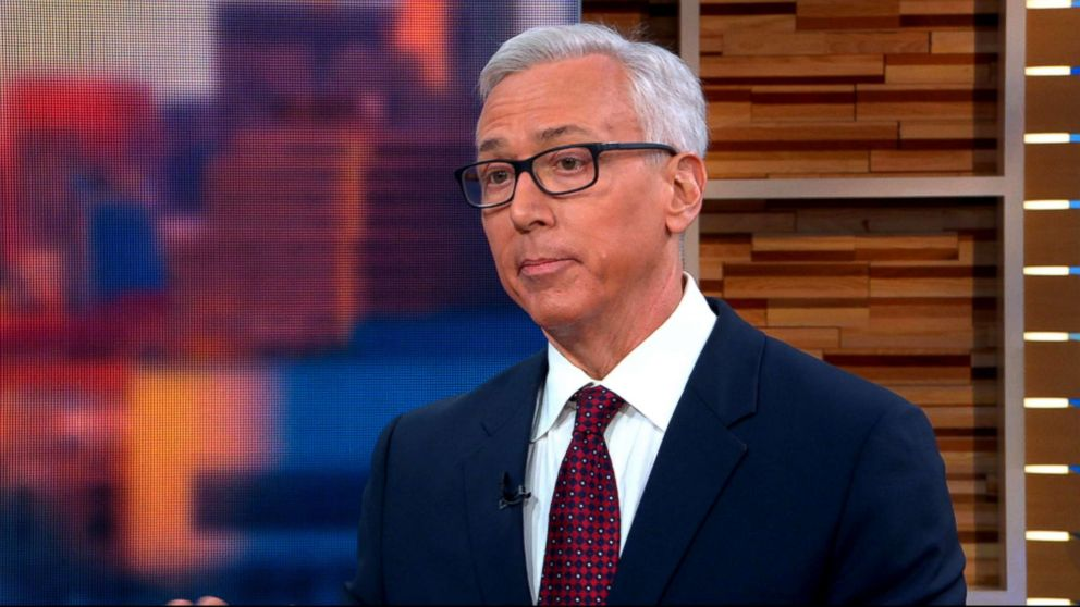 PHOTO: Dr. Drew Pinsky, an addiction expert and the host of Dr. Drew Midday Live on 790 KABC Radio, appeared live on Good Morning America, July 25, 2018.