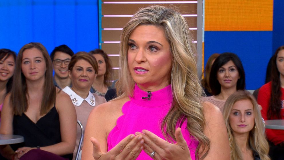 "Dr. Kristi Funk discusses her book, ""Breasts: The Owner's Manual,"" on ""Good Morning America."""