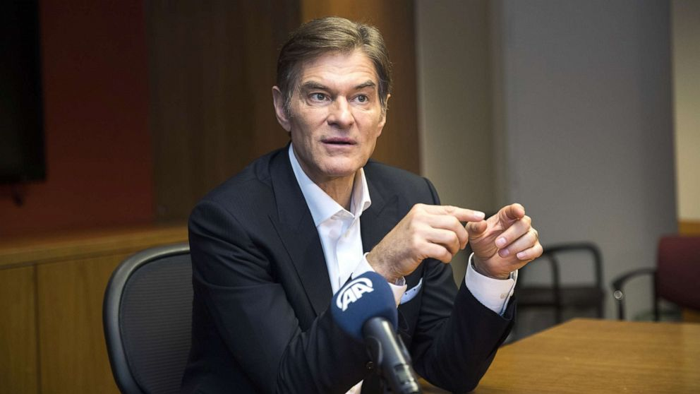 Dr. Oz shares 6 early symptoms of Alzheimer's to never ignore