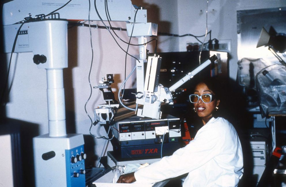 PHOTO: Dr. Patricia Bath is seen here in this undated file photo.
