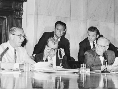Drug price hearing on Capitol Hill has similarities to one nearly 60 years ago