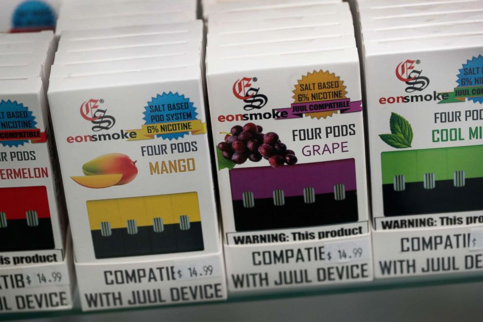 FDA could ban some e-cigarette flavors next week