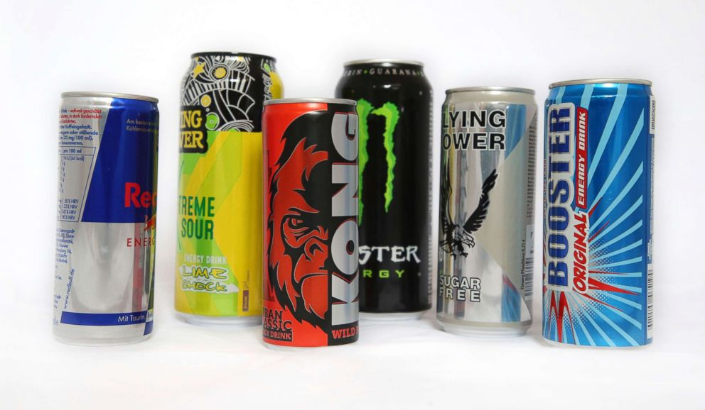 Stimulants And Energy Drinks Dangerous
