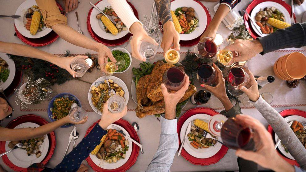 A new study says that the politics surrounding the 2016 Presidential election changed the length of Thanksgiving dinners that year.