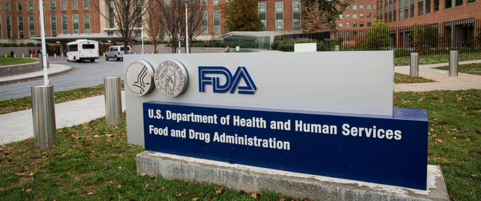 PHOTO: The Food and Drug Administration headquarters is seen in White Oak, Md., Nov. 9, 2015.
