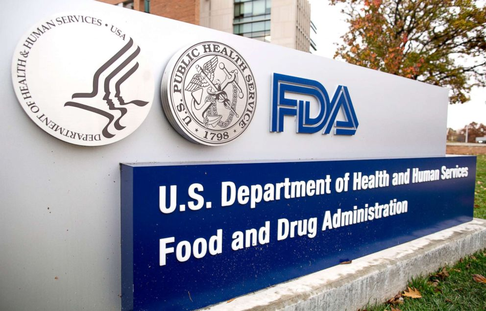 PHOTO: The exterior of the Food and Drug Administration headquarters is seen in White Oak, Md., Nov. 9, 2015.