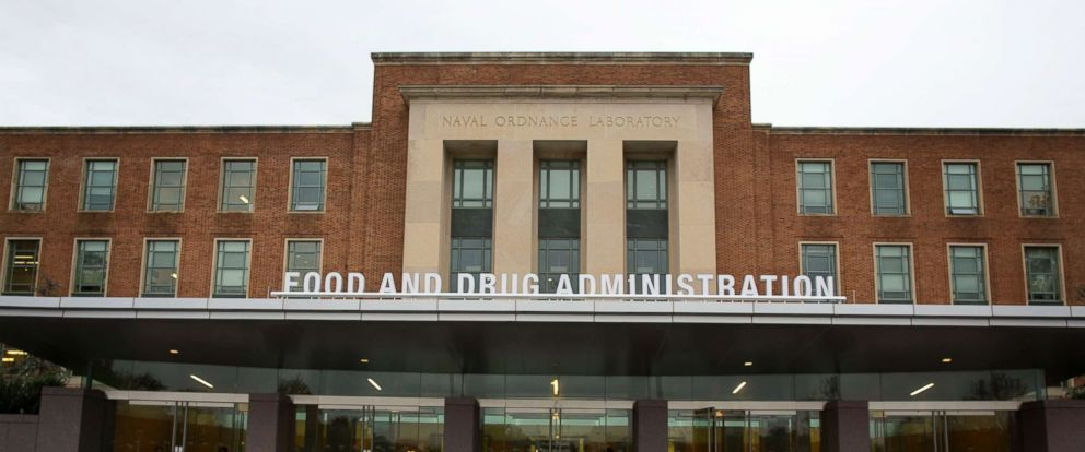 PHOTO: The Food and Drug Administration headquarters in White Oak, Md., Nov. 9, 2015.
