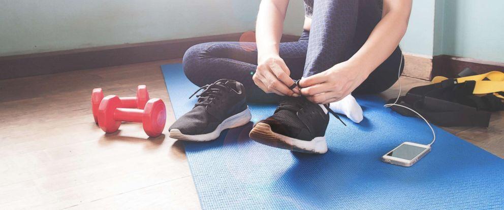 PHOTO: Stock photo of workout.