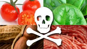 Recalled foods