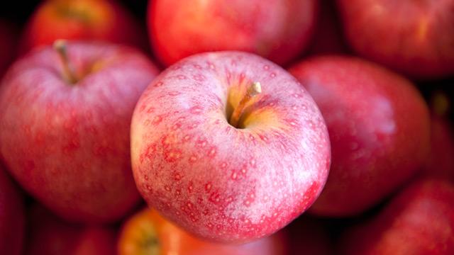 PHOTO: Apples