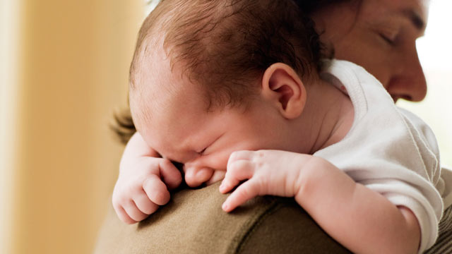 PHOTO: A doctors study finds that many parents now give their babies acid reflux medication to stop them from spitting up.