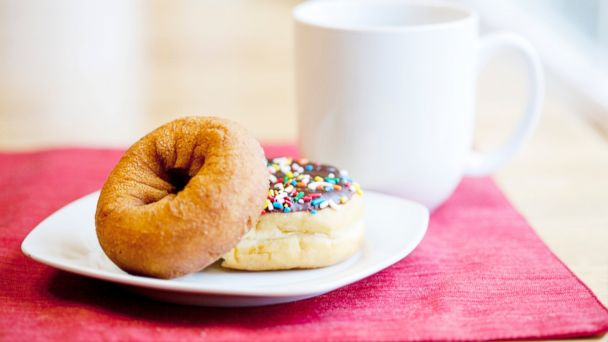 PHOTO: Breakfast pastries are one of the worst foods for people with diabetes.