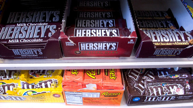 PHOTO: Mars, Inc. North American president is calling for candy manufacturers to lead the fight against obesity.