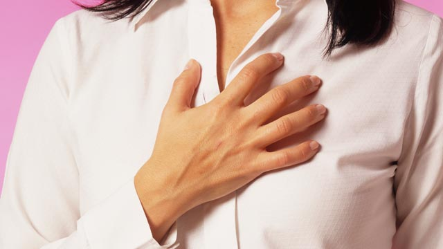 PHOTO: Woman are more prone to miss the warning signs of heart disease.