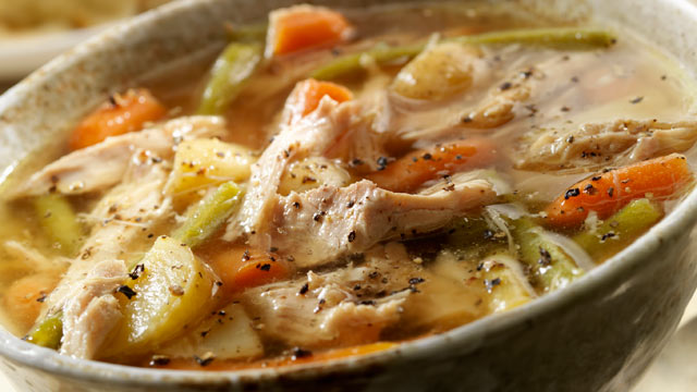 PHOTO: Chicken Noodle Soup