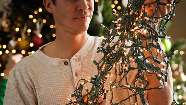 PHOTO: Try these tips for avoiding stress this holiday season.