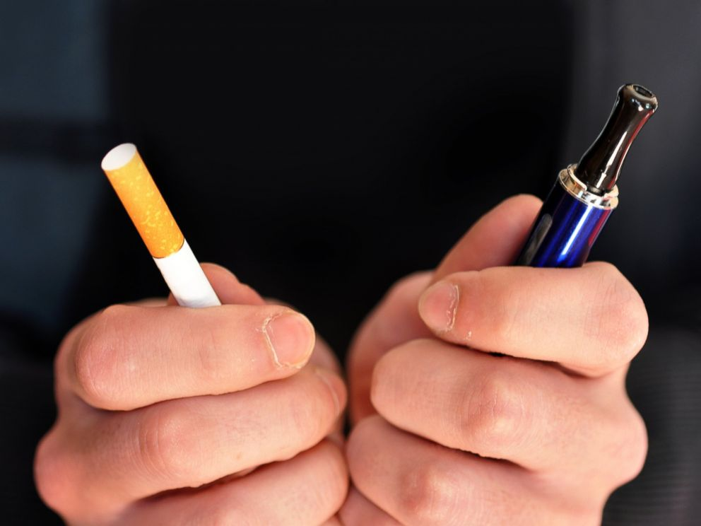 Cigarettes Present The Same Carcinogenic Chemicals As The Regular Cigarettes