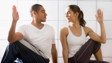 Better Sex Through Yoga Video - ABC News