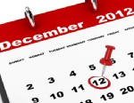 PHOTO: 12-12-12 is said to be an auspicious calendar number.