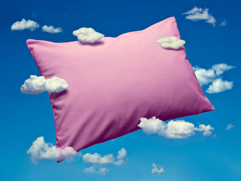 PHOTO Four Common Dreams Are Flying Reoccurring Anxiety About Work Nightmares And