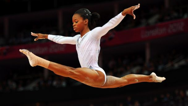 PHOTO: Gabrielle Douglas of the United States competes on the beam during the Artistic Gymnastics Womens Beam final on Day 11 of the London 2012 Olympic Games on August 7, 2012 in London, England.