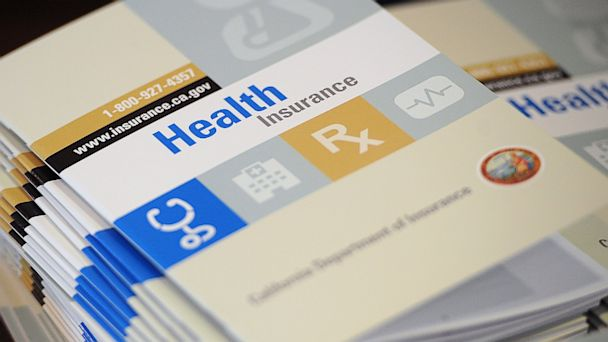 PHOTO: Health insurance booklets