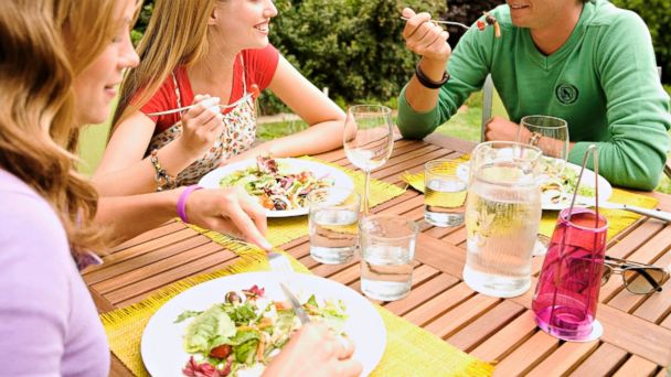 40 Tricks To Help Form Healthier Eating Habits ABC News Gorgeous Eating Patterns