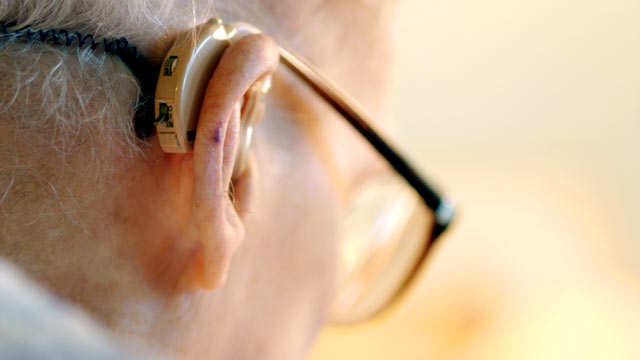 PHOTO: A new study finds that 1 in 5 Americans have hearing problems.