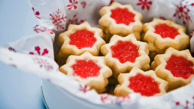 PHOTO: Christmas cookies