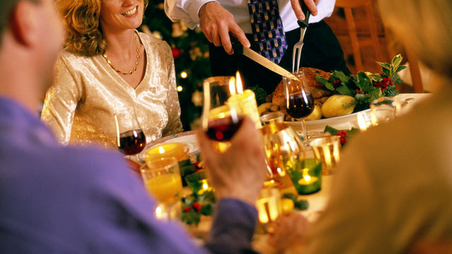"""PHOTO: Binge drinking and overloading on sodium can trigger abnormal heart rhythms. The condition, known as """"holiday heart syndrome,"""" can require emergency medical care."""