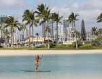 PHOTO: A view of the Waikiki Beach on November 11, 2011 in Honolulu, Hawaii. The U.S. is hosting this years APEC summit, with leaders from the 21 member economies convening on the island of Oahu.