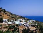 PHOTO: The Greek island of Ikaria.