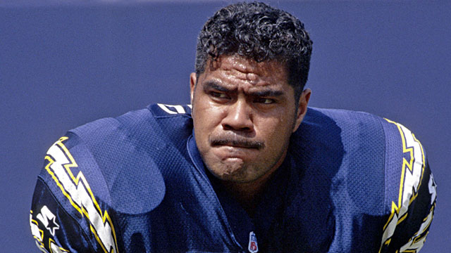 PHOTO: Junior Seau