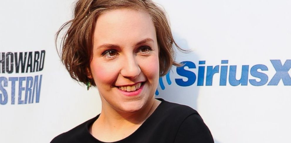 PHOTO: Lena Dunham attends Howard Sterns Birthday Bash presented by SiriusXM at Hammerstein Ballroom, Jan. 31, 2014 in New York City.
