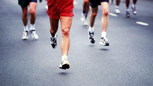 PHOTO: Man Dies During Half Marathon