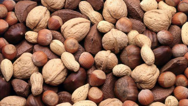 PHOTO: Mixed Nuts