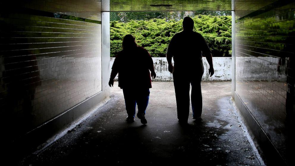 Many health problems accompany obesity.