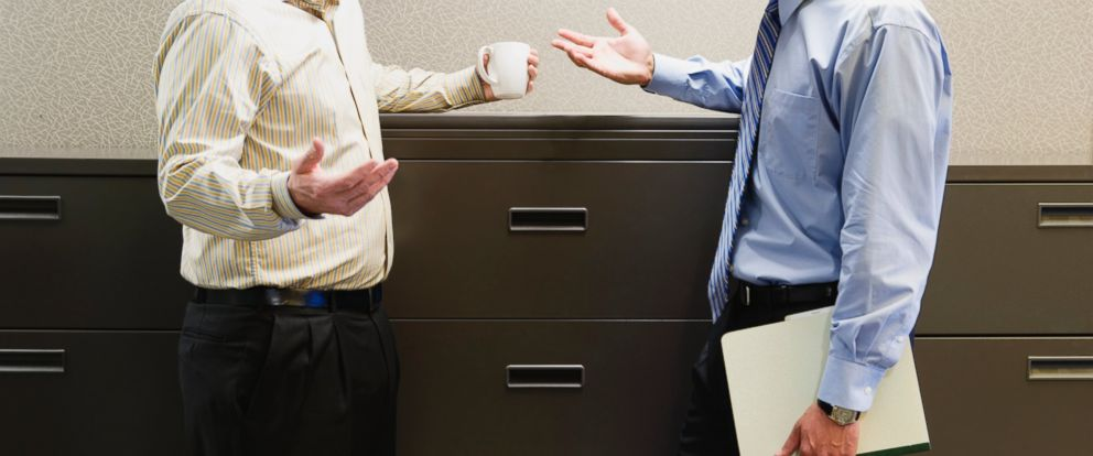 PHOTO: Learn how to spot an office bully and what to do about him or her.