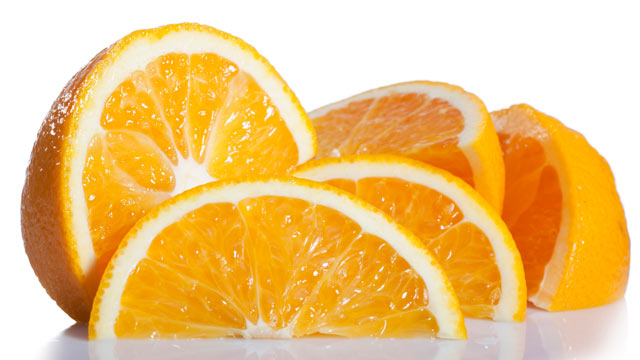 PHOTO: Oranges are one of the great super foods for a healthy heart.
