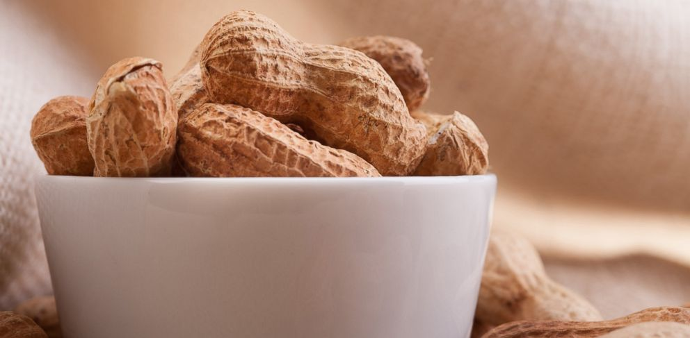 PHOTO: Children of women who ate peanuts while pregnant are less likely to have nut allergies according to a study.