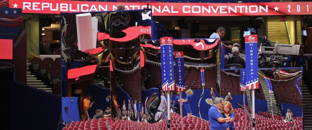 10 Organizers for the RNC Hit With Norovirus in Cleveland - ABC News