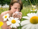 PHOTO: Along with the warmer weather of spring, comes allergies for some people.