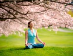 PHOTO: Self-hypnosis can help with spring allergies.